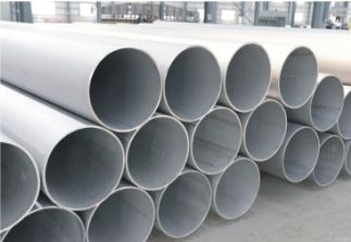 Large ANSI 316L Stainless Steel Welded Steel Pipe