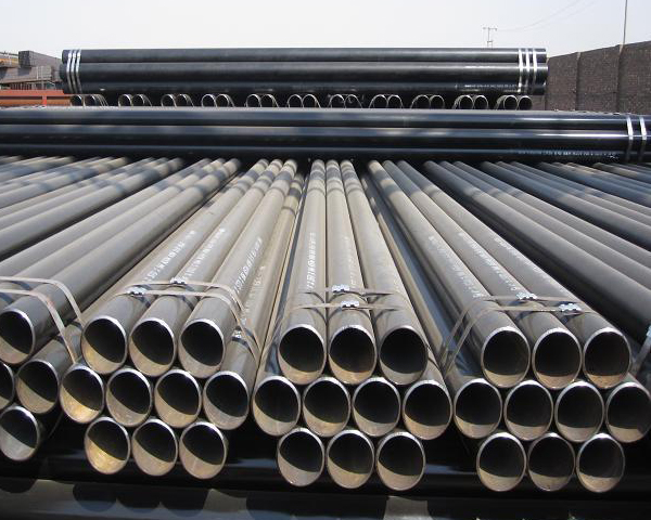 API 5L ASTM A53 A106 Q235 Seamless Welded Steel Pipe