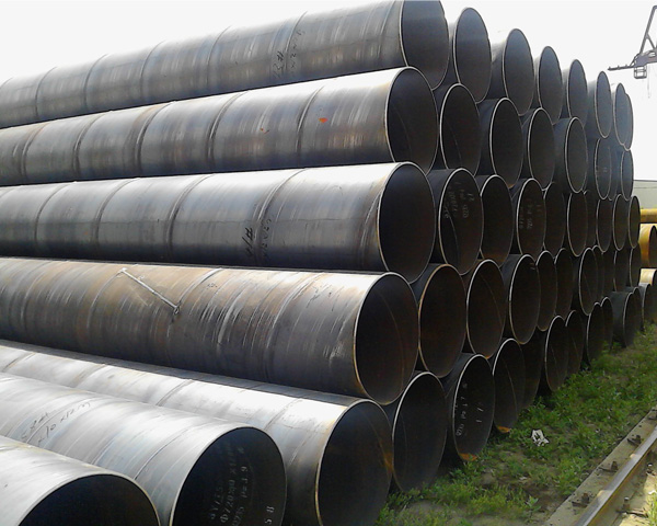 API 5L X60 800mm Large Diameter Carbon Spiral Steel Pipe