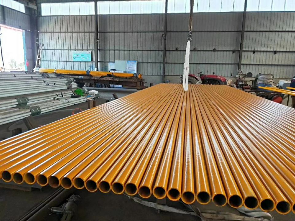 API 5L Spiral Welded Carbon Steel Pipe Natural Gas Oil Pipe
