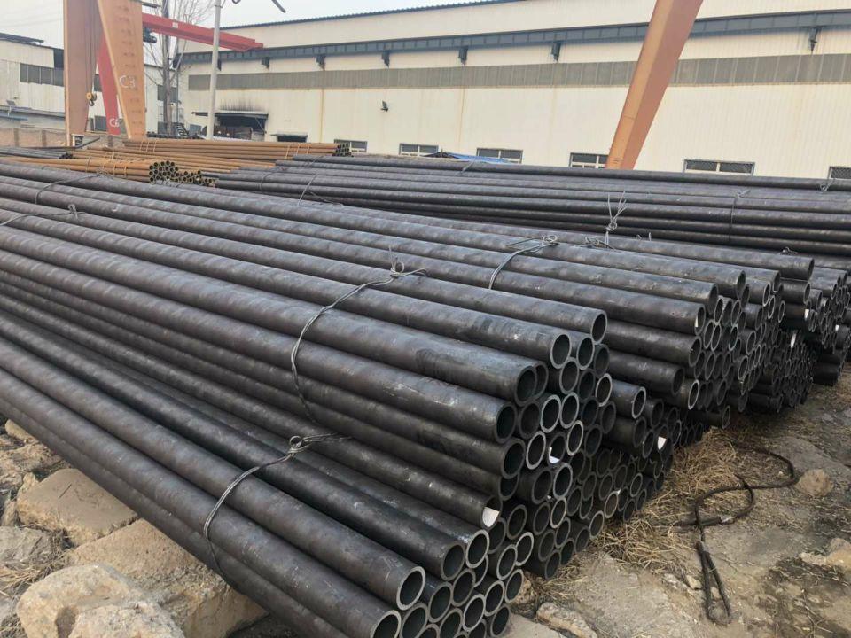 P235GH ASTM A192 High Pressure Boiler Seamless Steel Pipe