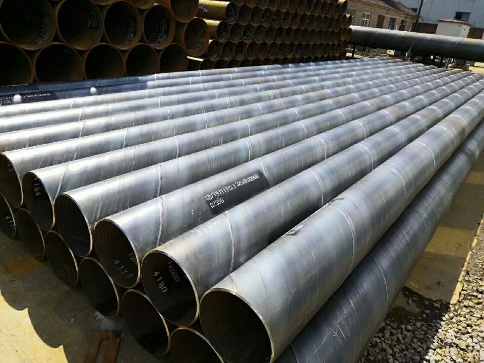 ASTM A53 A106 API 5L Q235 Welded Steel Pipe