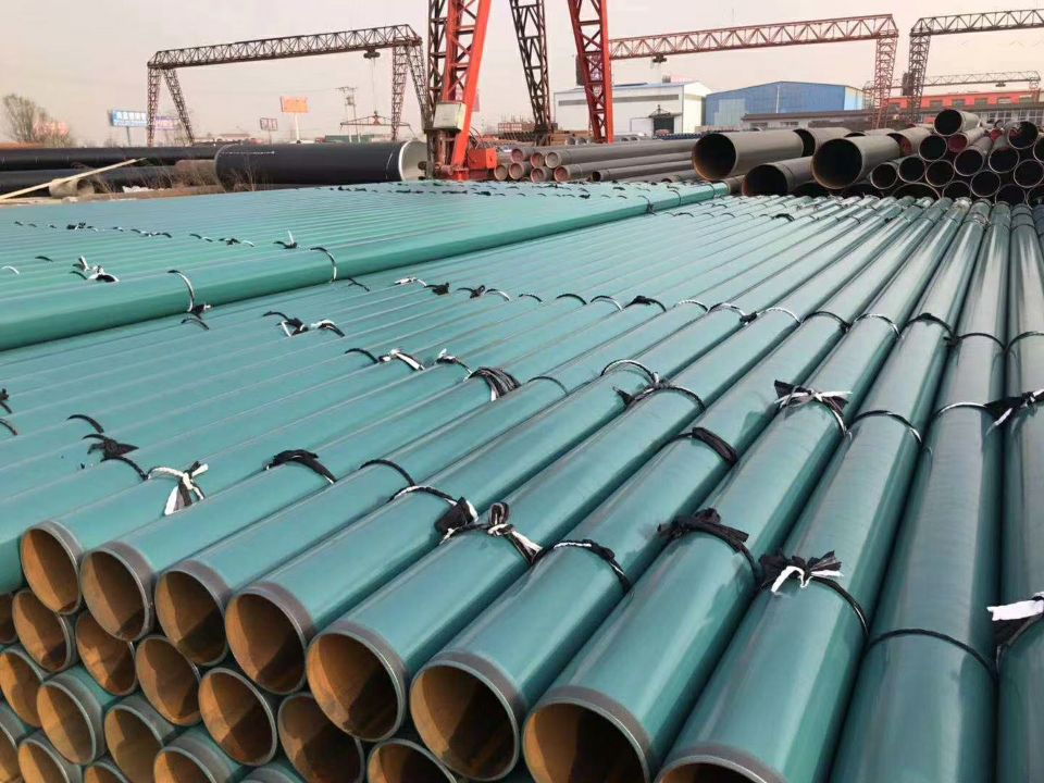 API 5L Sch 40 Painted Hot Rolled High Pressure Seamless Steel Oil Pipe